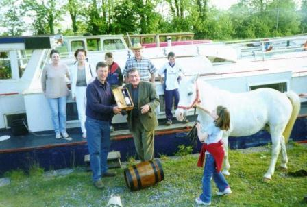 Pressies for the President Ballycommon 2001