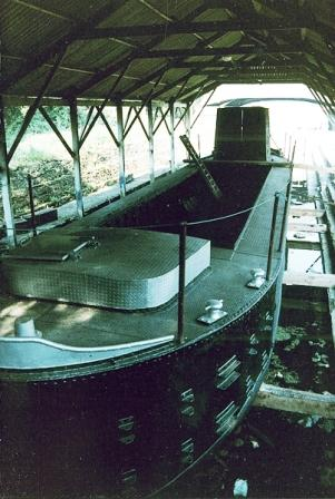62M in Killaloe Dry Dock 1991 from Clare Library Collection