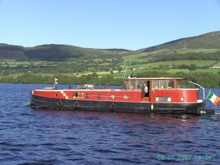 4B on Lough Derg 2007