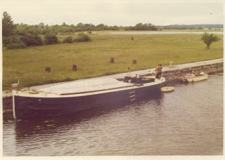 Start of her Conversion