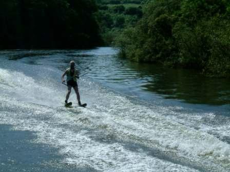 W23 Above bridge water skiing while waiting for tide to go out.jpg