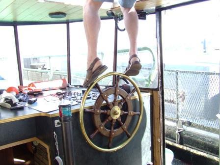 Dabu Horse Boat 2 May 2009