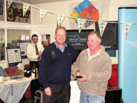 W02 Presentation of 51M crystal to Billy McCormack PK Oct 2010 DSC03777-1.jpg