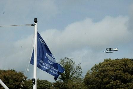 9W Ida flying the flag at Fermanagh Flying Boat Festival TB Sep 2011 0136.jpg