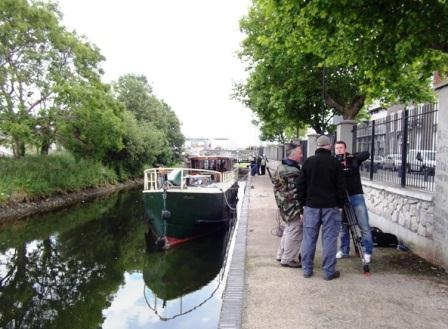 16W The Rambler through the first lock Dublin 051 by JT 1411.jpg