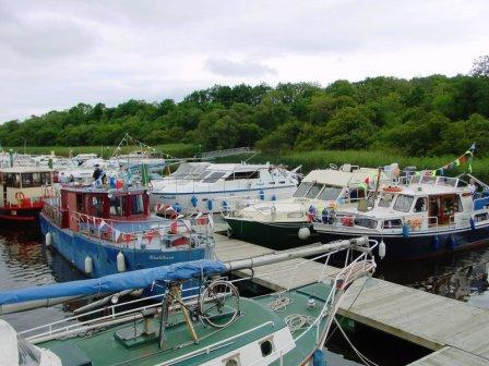 Fleet at Quivvy Marina