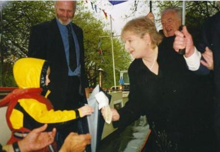 Yes Minister Dublin 2001