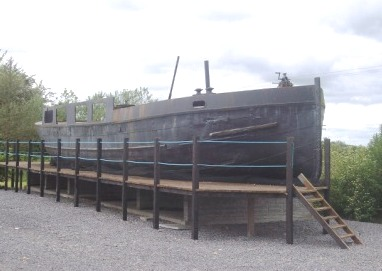 112B Terrapin exhibited at Bolands Lock 2006