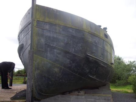 112B Terrapin exhibited at Bolands Lock