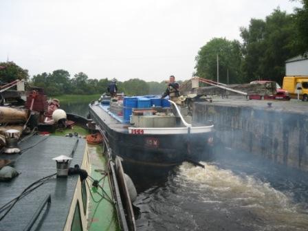 45M leaving Athlone Lock ahead of Ebenhaezer 2006