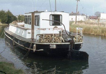 31B photo taken by Mike Clarke in 1980