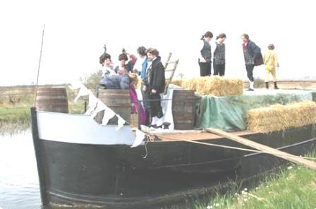 95B as part of a film set in 2004