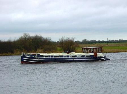 Jarra on River Shannon