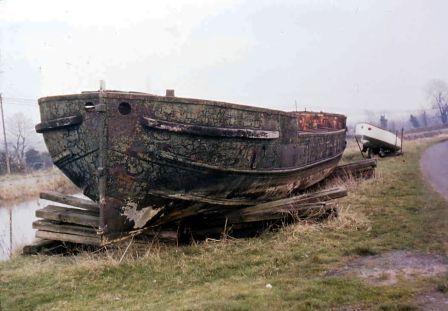 Misneach in 1980 - photo taken by Mike Clarke