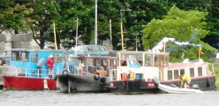 The Fox, Chang Sha & 74M Athlone 2006