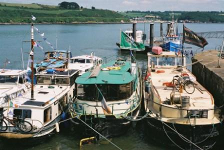 HBA Fleet in Passage East 2005