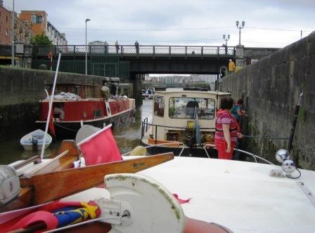 Through Limerick Lock