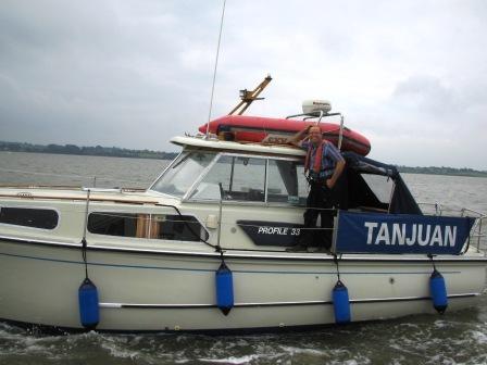 Tanjuan in Shannon Estuary