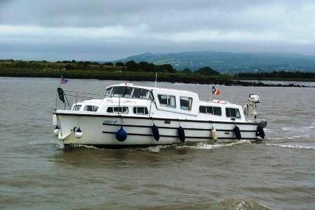 SinE in Shannon Estuary