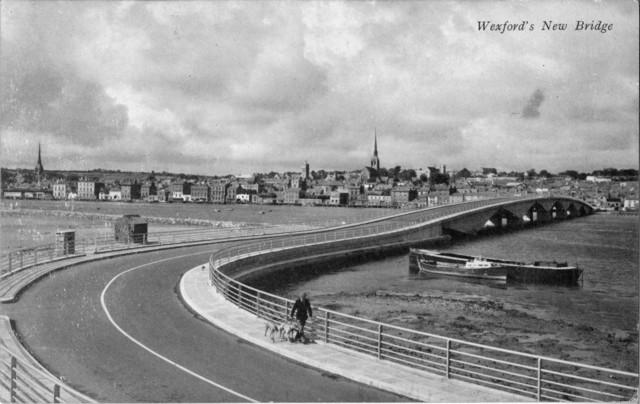 31B at Wexford Bridge in 1959