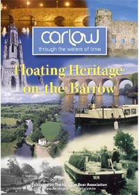 Cover of Carlow through the Waters of Time - Floating Heritage on the Barrow