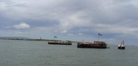 68M 4B El Roi off Scattery Island 2008