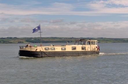 68M leaving Foynes for Kilrush 2008